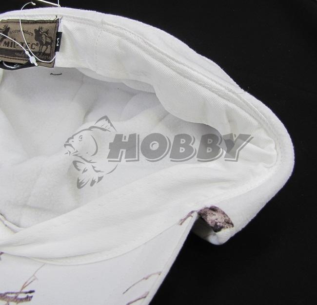 67e35804f Mil-Tec Šiltovka Biely Maskáč - Rybárske a poľovnícke potreby Hobby ...