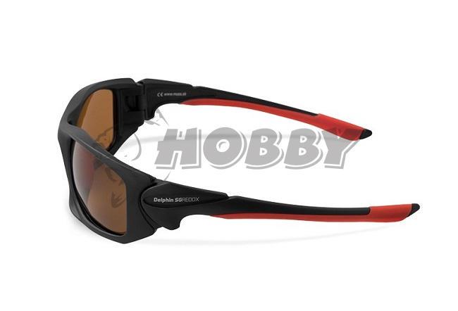 Polarizačné okuliare Delphin model SG REDOX - Rybárske a poľovnícke ... ff7eed07d7d