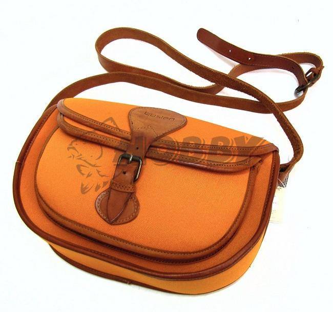 2b242808c Lusien Btašňa s vreckom oranžová 711 - Rybárske a poľovnícke potreby ...