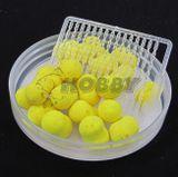 StarBaits Fluorolite Dumbels Pop-Ups Yellow 14mm/60g