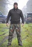 ShooterKing Vlnený pulóver W2010 veľ.2XL