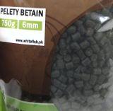 White Fish Pelety Betain 6mm/750g