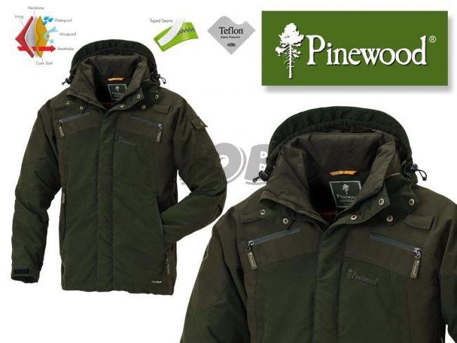 a8c7fdbb5 Bunda Pinewood Hunter Pro Extreme veľ.XL - Rybárske a poľovnícke ...