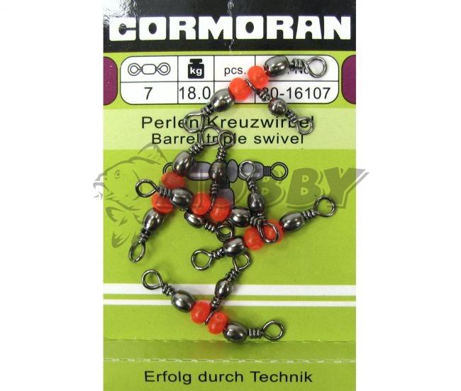 Cormoran Perlen-Kreuzwirbel Gr.10