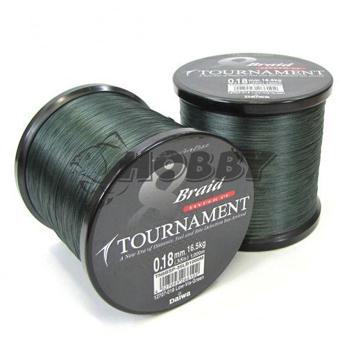 Daiwa Tournament Braid Šnúra 0.16mm/13.7kg/1m