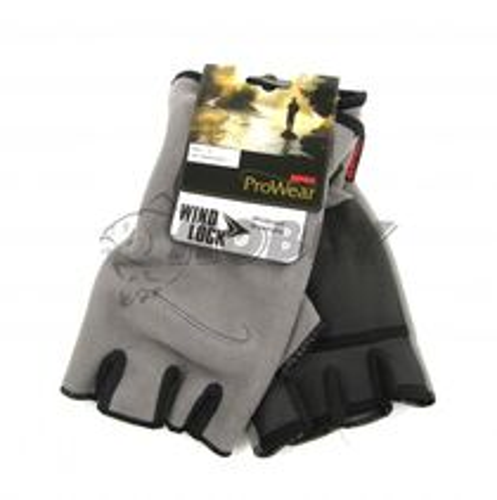 Fleece Rukavice Rapala Half Finger Gloves
