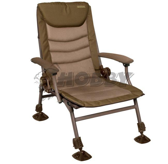 06691baabd0d2 Kreslo Spro Strategy Grade Compact Carp Throne Chair - Rybárske a ...