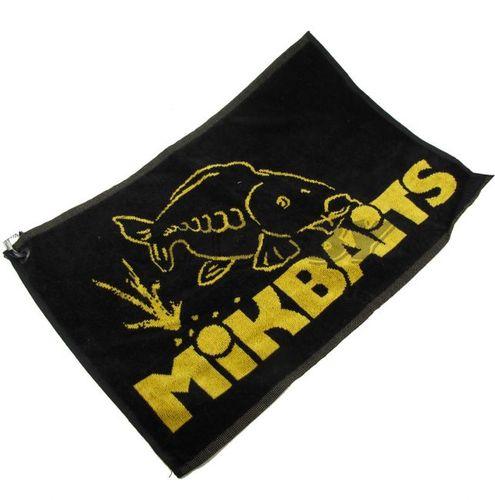 Mikbaits Uterák čierno-žltý s karabínkou
