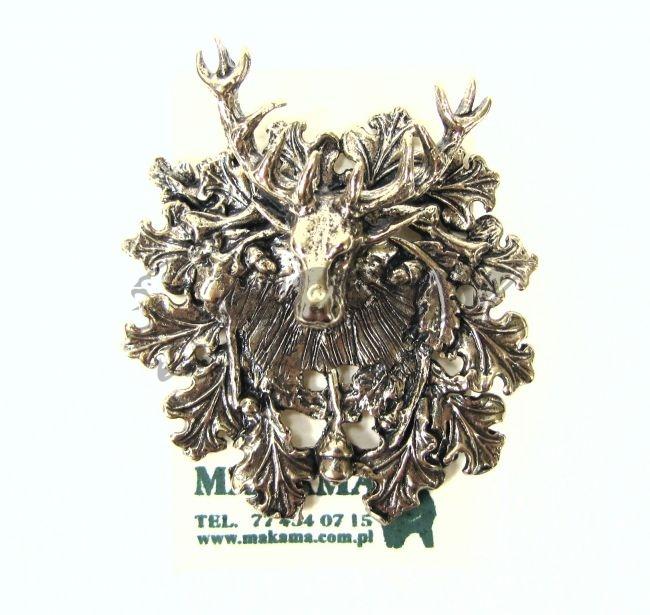5100a37d4 Odznak MAK veľký Hubertus-kruh - Rybárske a poľovnícke potreby Hobby ...
