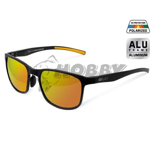 74bac2e79 Polarizačné okuliare Delphin model SG BLACK Oranžové Sklá zväčšiť obrázok