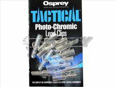 Osprey Lead Clips 12ks Clear