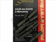 Sportcarp Klipy s gumičkami
