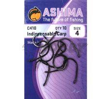 Ashima háčky - C410 Indispensable Carp č.8/10ks