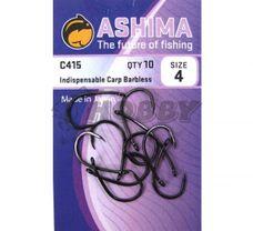 Ashima háčky - C415 Indispensable č.8/10ks bez protihrotu