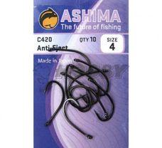 Ashima háčky - C420 Anti-Eject č.8/10ks