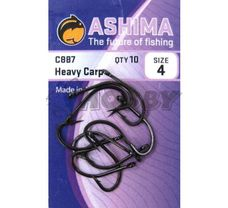 Ashima háčky - C887 Heavy Carp č.8/10ks