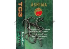 Ashima TC3 D-Rig hook veľ.2/10ks