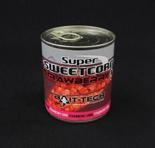 Bait-tech Kukurica Super Sweetcorn Strawberry 300g