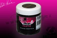 Boilie obaľovacie cesto Black Protein LK Baits 250 g