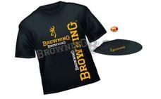 Browning Rybárske Bavlnené Tričko veľ.M