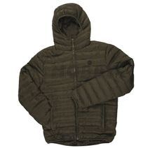Bunda FOX Chunk Quilted Jacket Olive - XL