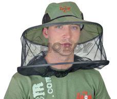 Carp Zoom Klobúk s ochrannou sieťkou proti komárom - CZ1512