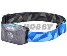 Čelovka Spro Freestyle sense Optics LED Blue