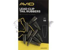 Avid Carp OUTLINE Lead Clip Tail Rubbers 10ks