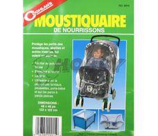 Coglans sieť proti komárom detská 122x122cm