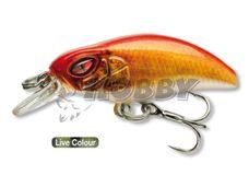 Daiwa Wobler Prorex Micro Minnow live orange bleak 3cm 1,5g