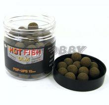 Dynamit Baits Hot Fish&GLM Pop Up 15mm