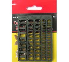 Extra Carp Stoper Set 6,9,12mm (60ks,40ks,16ks)