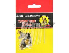 Extra Carp Zmršťovacia hadička 3 mm / 10 ks