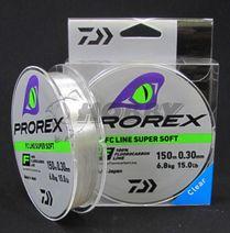 Fluorocarbon Daiwa Prorex Super Soft 0,33mm/7,4kg/150m