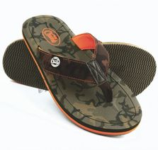 FOX Chunk Camo flip flop size 8/42