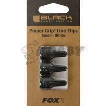 FOX Edges Power Grip Line Clips Small x 3 - white