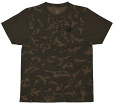FOX Tričko Chunk Camo Khaki Edition T Shirt - XXL