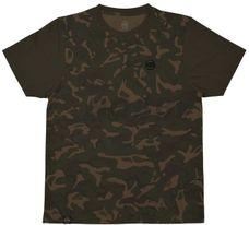 FOX Tričko Chunk Camo Khaki Edition T Shirt - XXXL