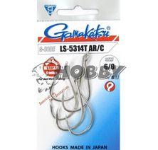 Gamakatsu LS-5314T AR/C Háčiky veľ.4/0