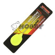 Ihla Mivardi Boilie Splicing Needle - Žltá