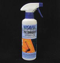 Inpregnačný Prostriedok Nikwax TX . Direct spray 300ml odev impregnácia