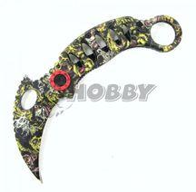 Kandar Karambit zatváraci nôž model Z199