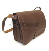 Kožená taška cez rameno mod.BA-913/B