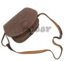 Kožená taška cez rameno mod.BA-9157/B