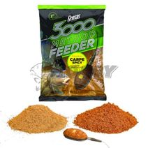 Krmivo Sensas 3000 Method Carpe Spicy 1kg