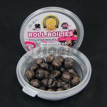 LK Baits Rohlíkové boilies 14mm/40g Black Protein
