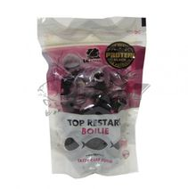 LK Baits Top Restart Boilies Black Protein 18mm/250g