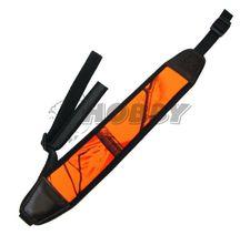 Lusien Cinghia Orange Nadstaviteľný reflexný popruh na zbraň