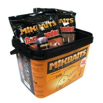 Mikbaits XXL Method Feeder Combo Česnek Patentka