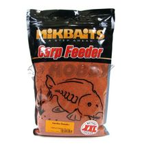 Mikbaits XXL Method Feeder Mix Vanilka Švestka 1kg